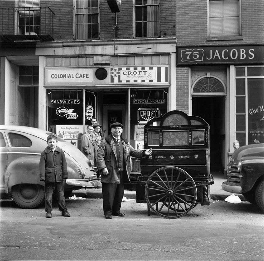 Boston, 1930s