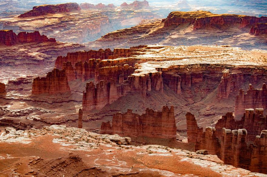 Canyonlands National Park, Utah, photos by GeorgeSmythe