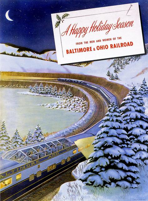 Happy Holidays, 1940s
