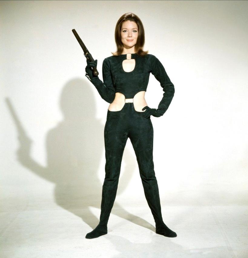 Diana Rigg, 1960s