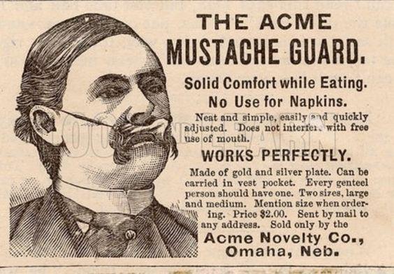 The Acme MustacheGuard
