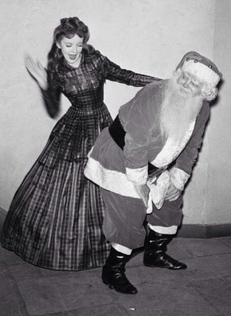 Time for some Christmas spankings!