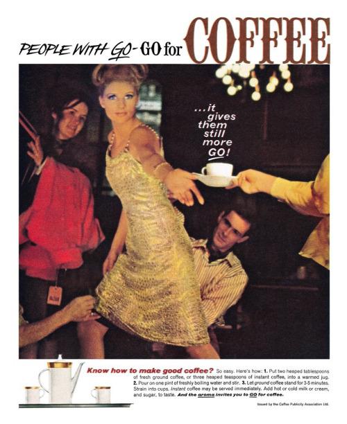 Coffee makes yougo-go
