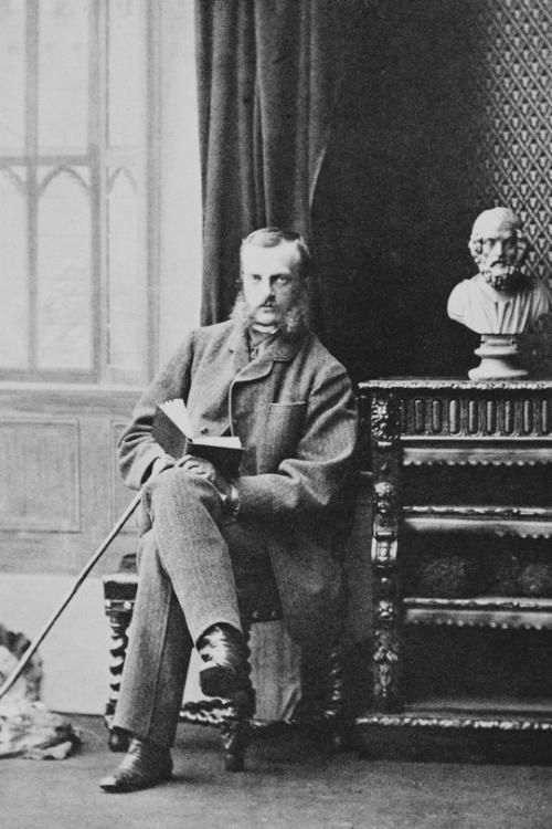 Grand Duke Mikhaïl Nikolaevich, fourth son of Tsar Nicholas I,1860