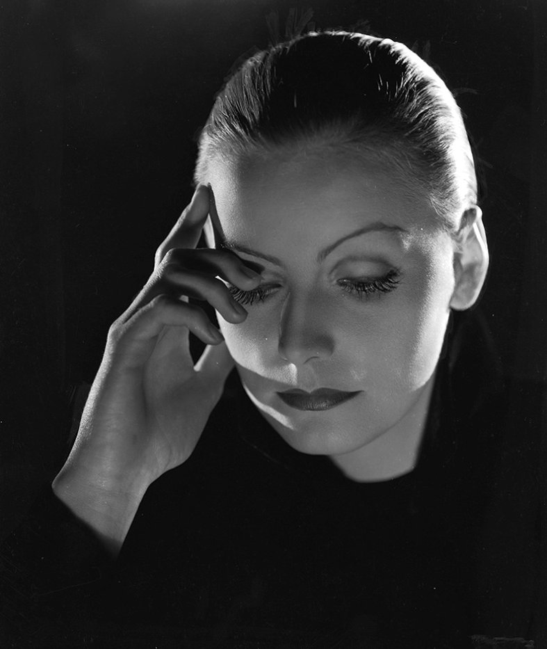 Greta Garbo by Clarence Sinclair Bull,1931