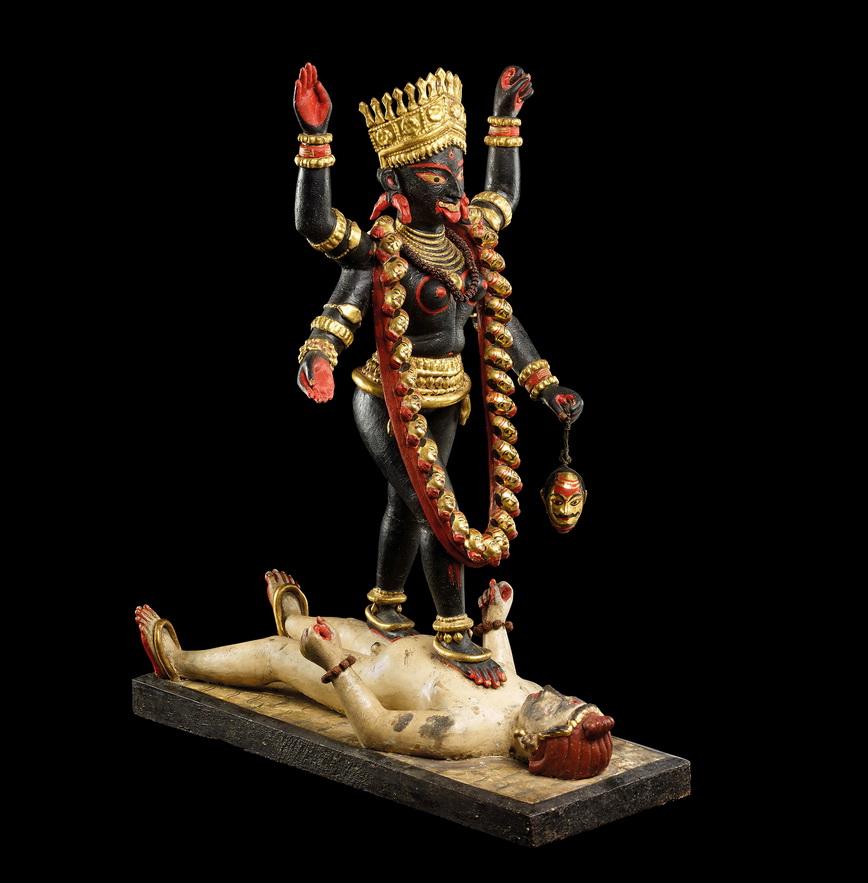 Tantra statue, India