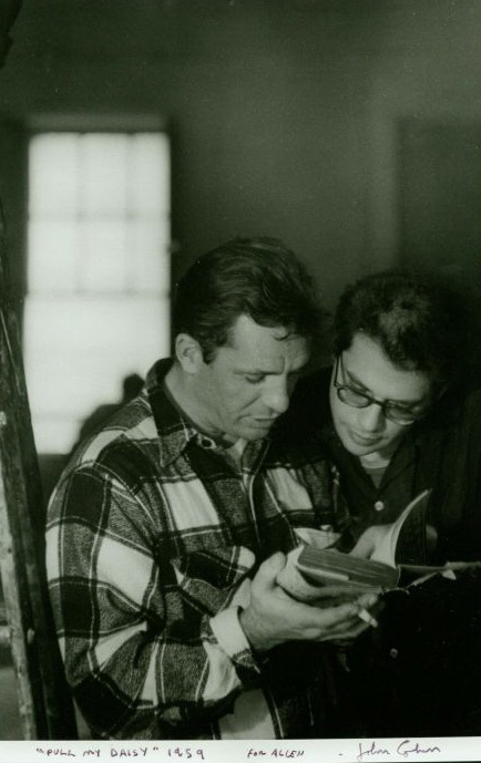 Jack Kerouac and AllenGinsburg