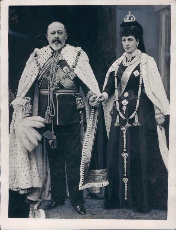 KING EDWARD VII & QUEENALEXANDRA