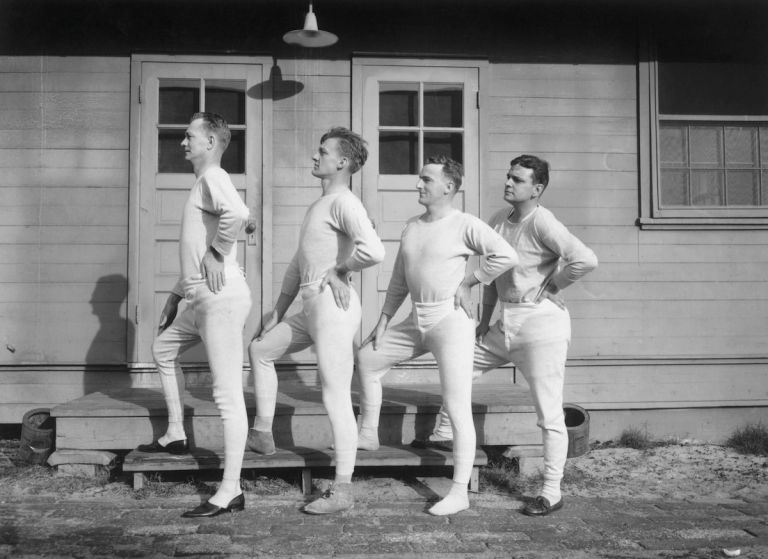 Vintage long underwear