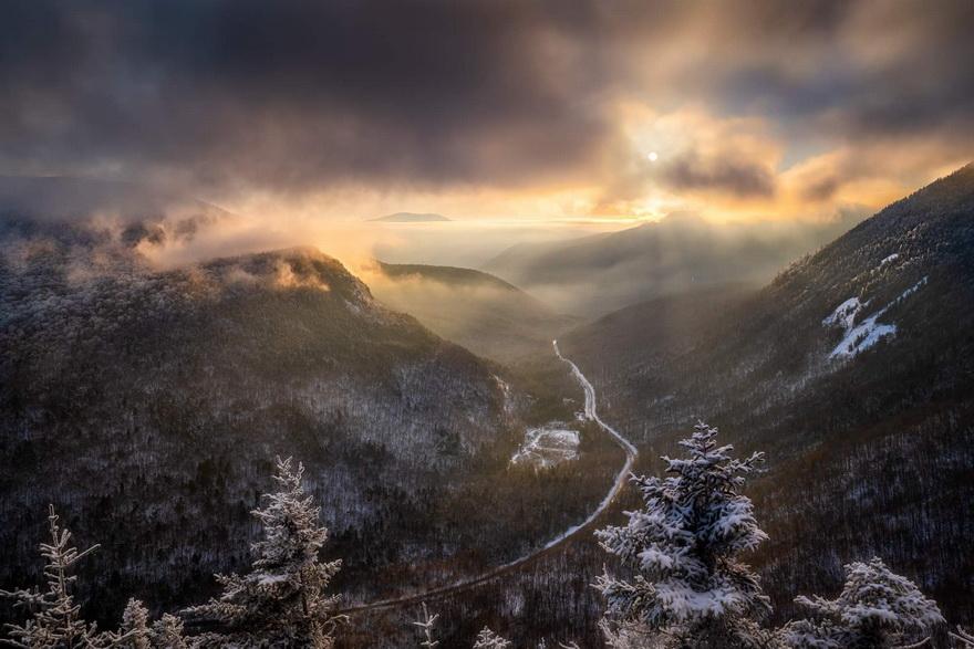 Maine, January 2021