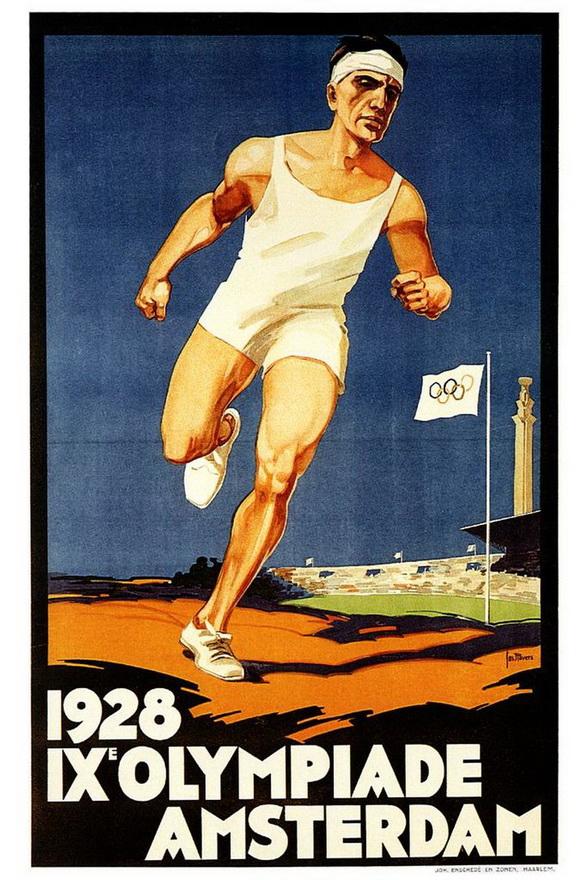 Amsterdam Olympics, 1928