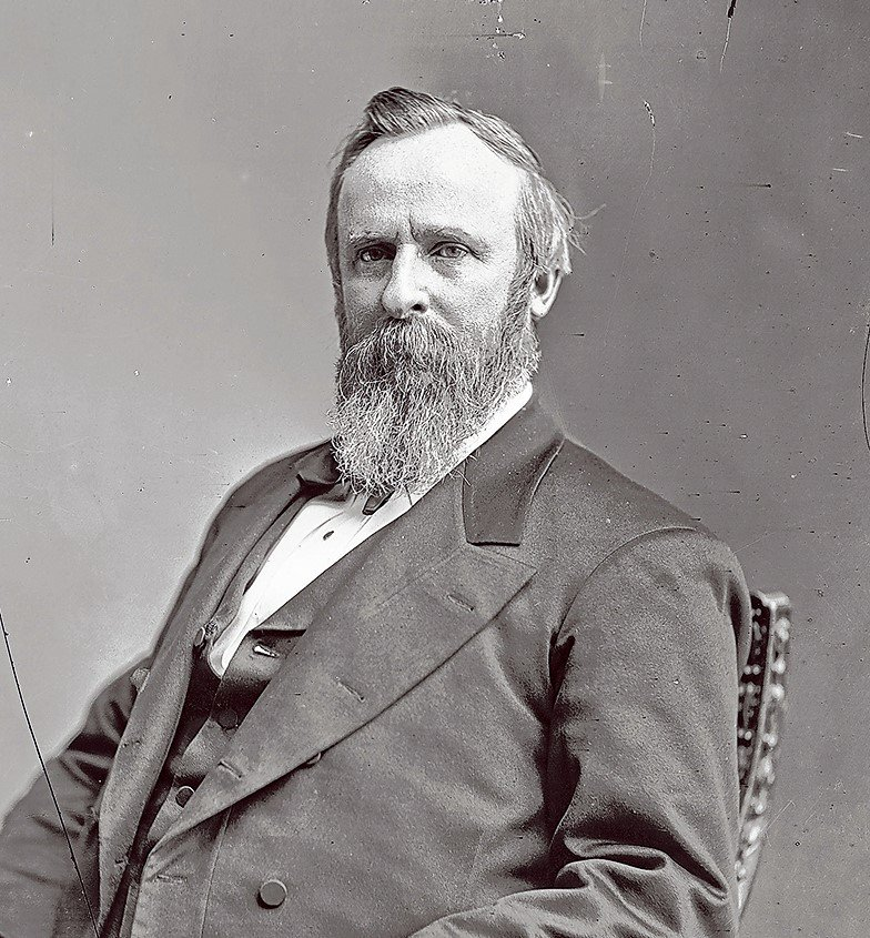 President Rutherford B.Hayes