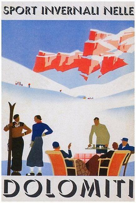Ski Italia, 1920s