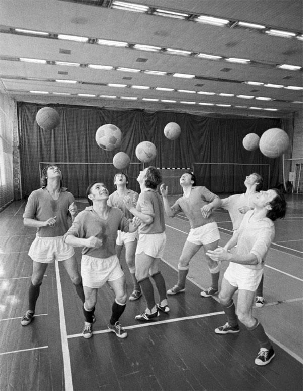Soviet Soccer/Futbol Club,1980s