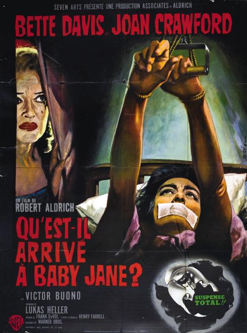 Qu'est-il Arrive a Baby Jane,1962