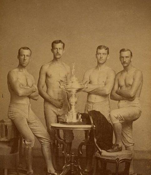 Vintage athletes
