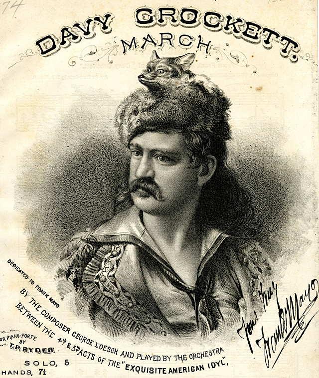 The Davy CrockettMarch