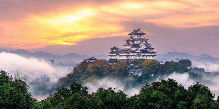 Himeji Castle, Hyōgo Prefecture,Japan
