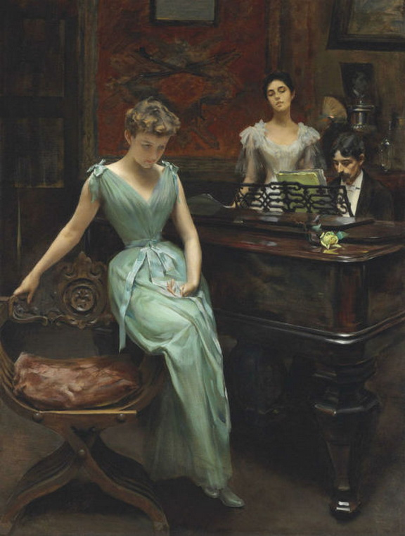 """""""Memories"""" by Irving RamseyWiles"""