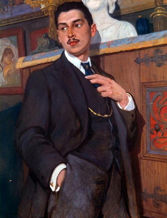 Ivan Goryushkin-Sorokopudov, circa1910