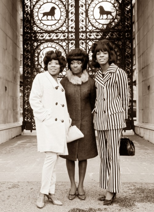 Martha Reeves and theVandellas