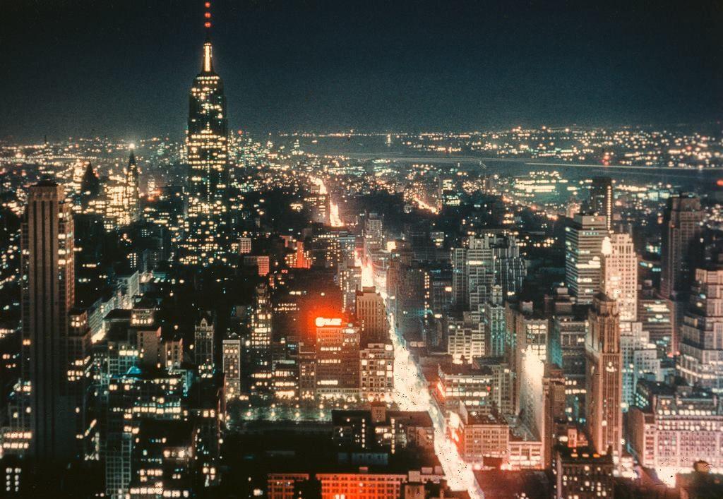 NYC, 1960s