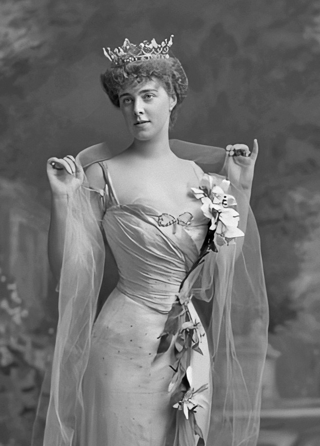 Princess Daisy von Pless (Poland)