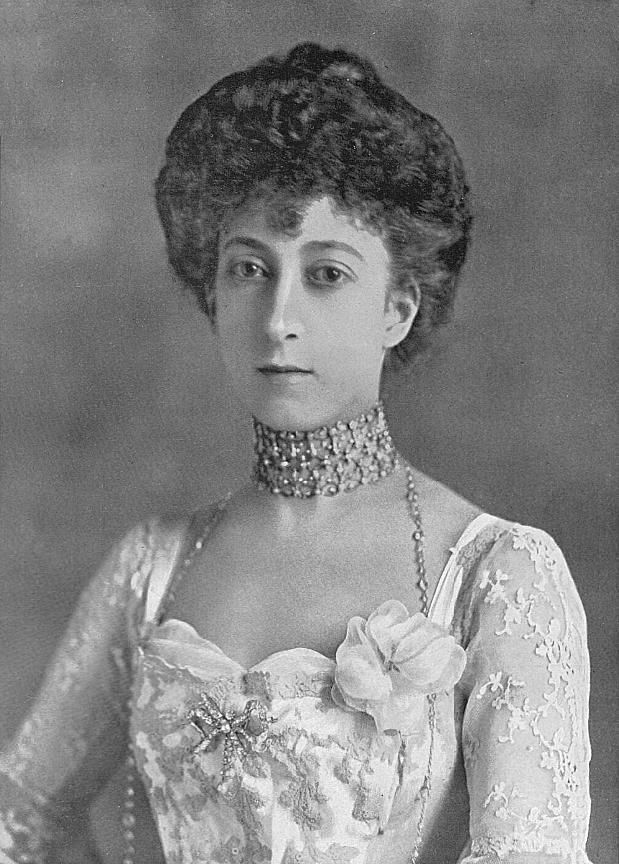 Queen Maud of Norway, 1906