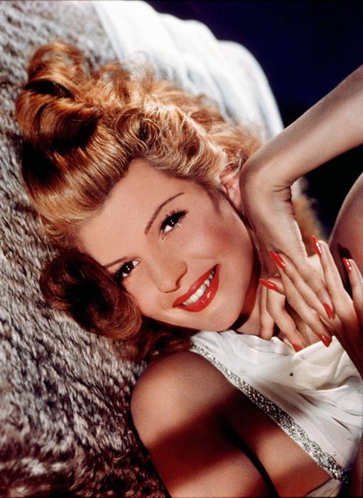 Rita Hayworth, 1947