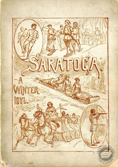 Saratoga, New York,1800s