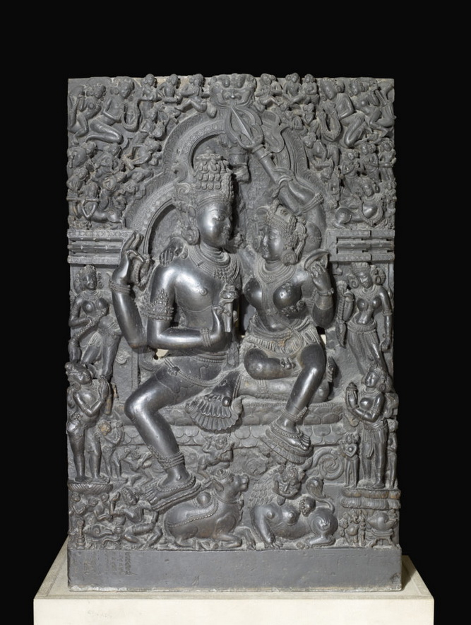 Shiva and Parvati, India, circa1300