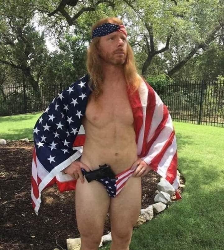 White trash Americana