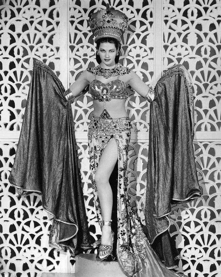 Yvonne De Carlo,1947
