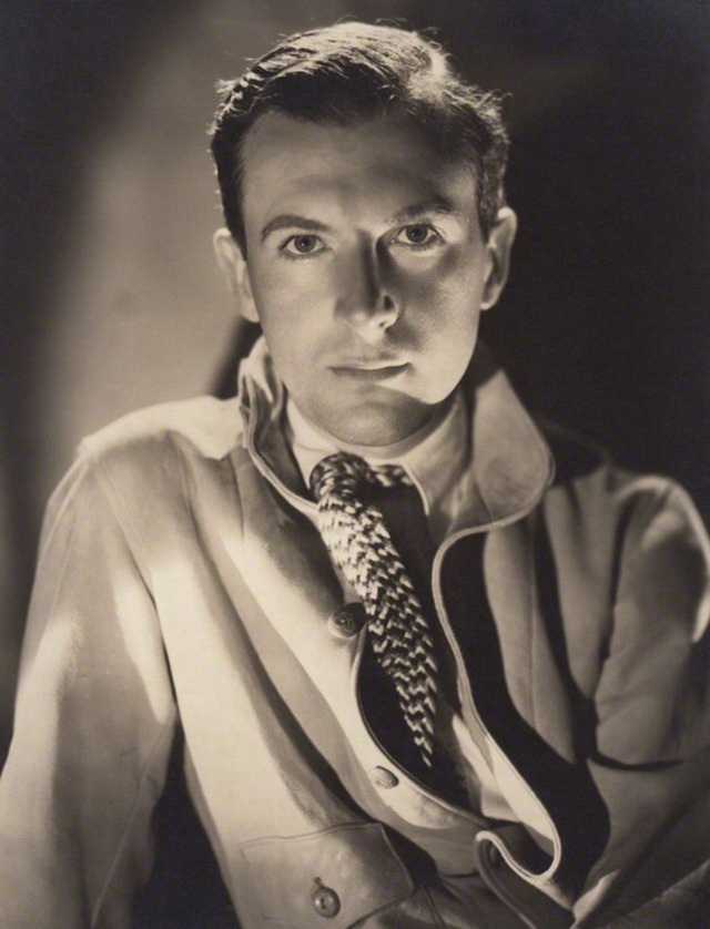 Cecil Beaton by Ernest Bacharach,1932