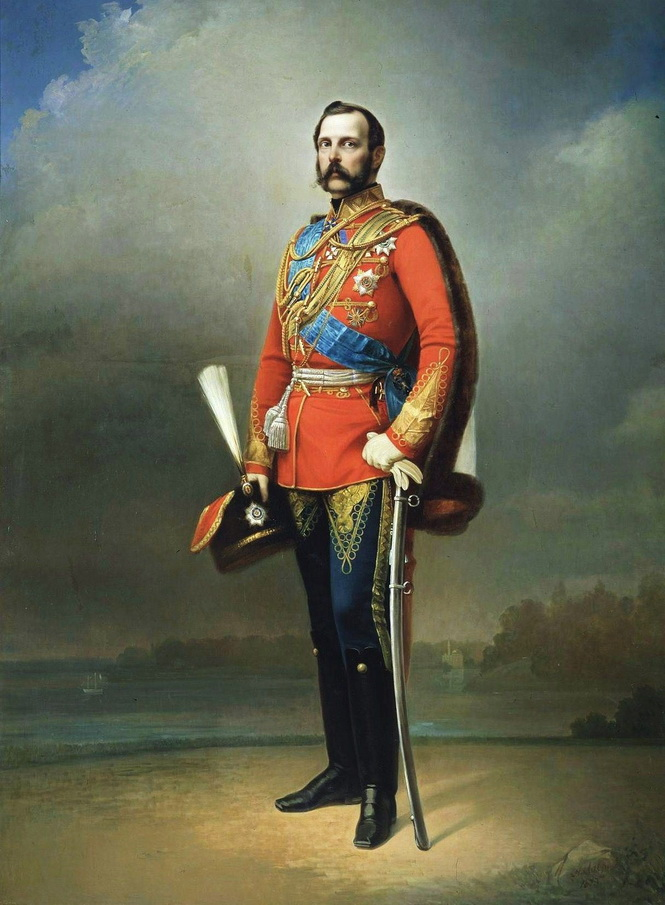 Tsar Alexander II, Russian Empire