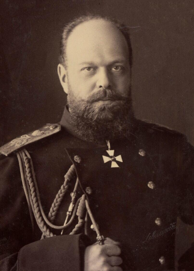 Tsar Alexander III, Russian Empire