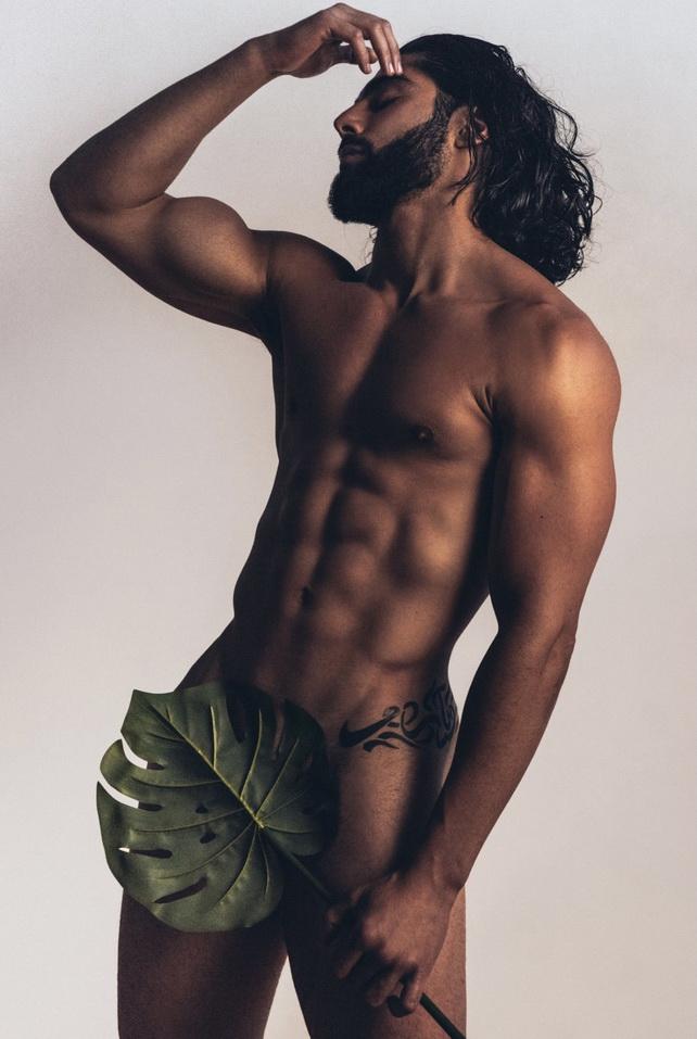 Lebanese-Canadian Model AssadShalhoub