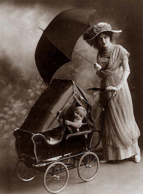 Baby carriage, circa1905