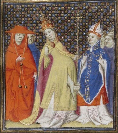 Ancient royal birth