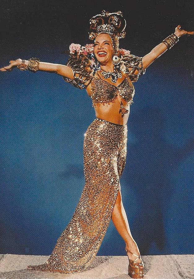 Carmen Miranda, 1940s