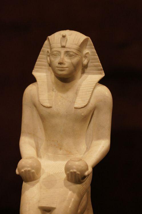 Ancient Egyptian Pharaoh