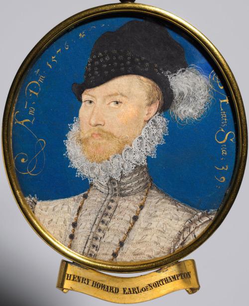 The Earl of Northampton is wrylyamused