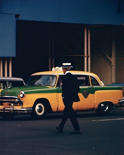 NYC, 1950s