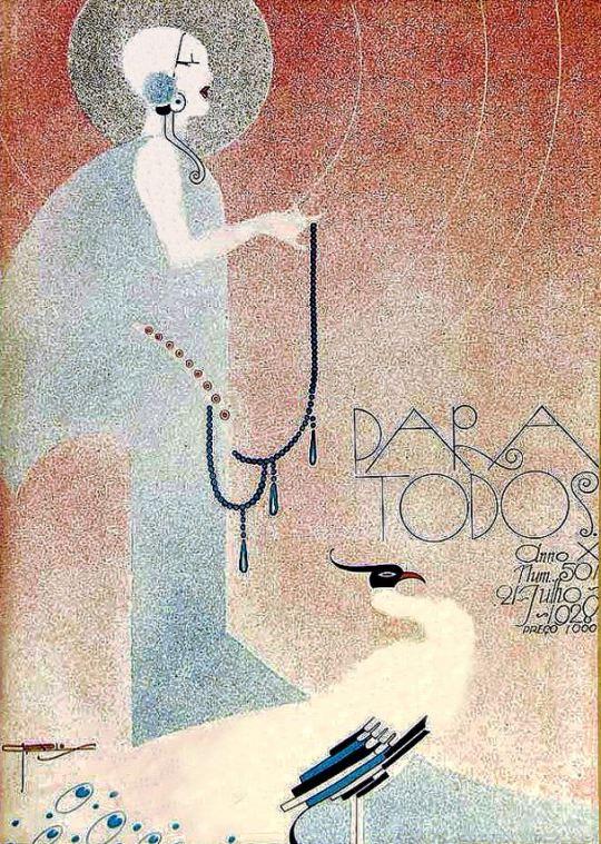 Para Todos, Spanish fashion magazine,1928