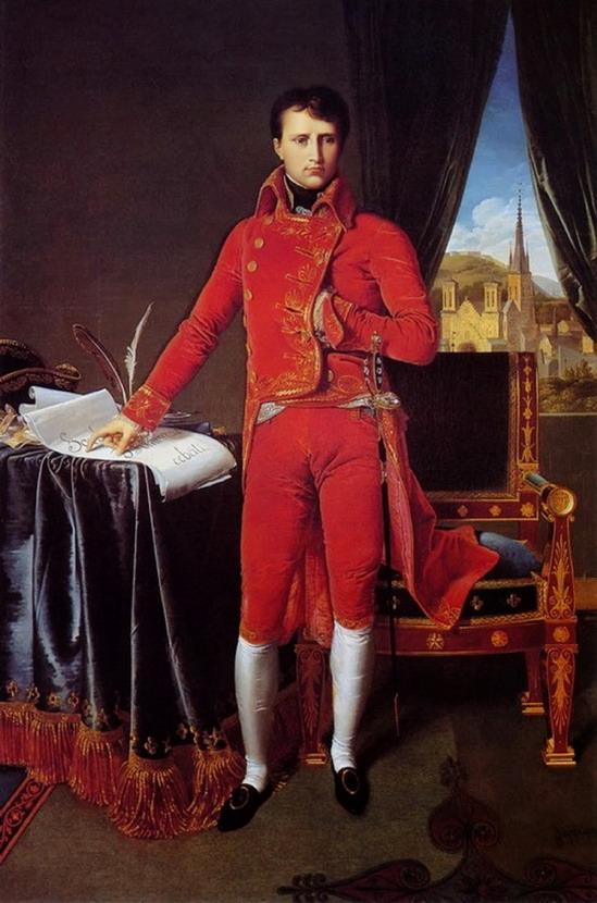 Napolean, 1804