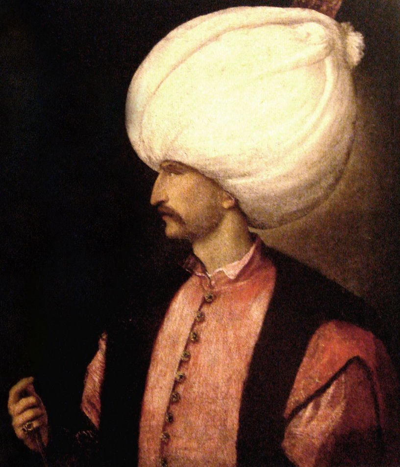 Suleiman the Magnificent, Ottoman Empire