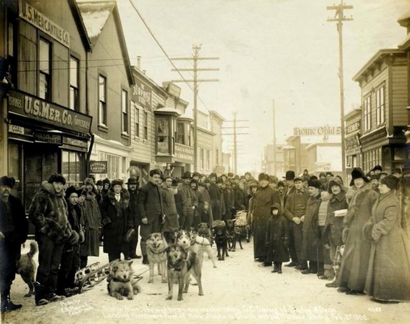 Alaska, 1800s