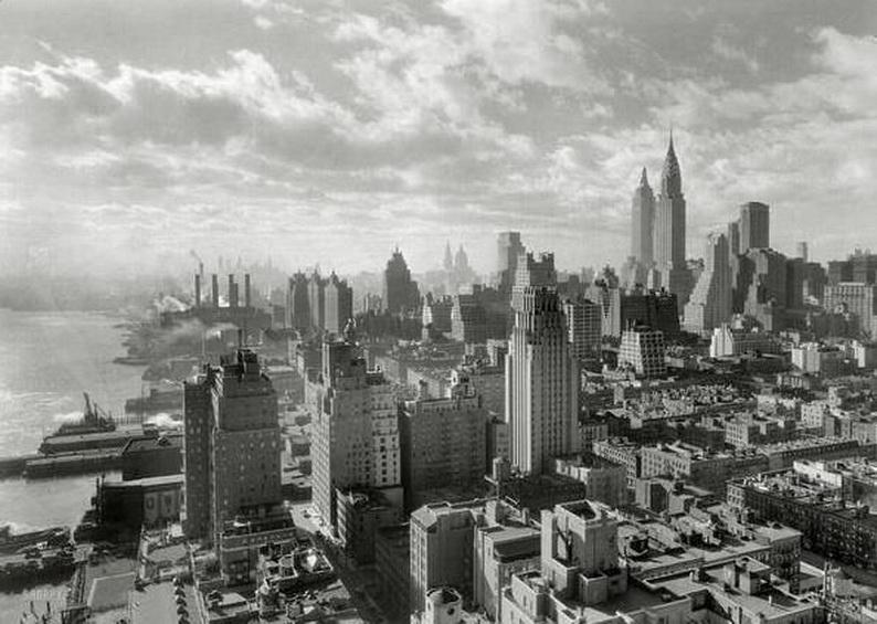 NYC, 1931