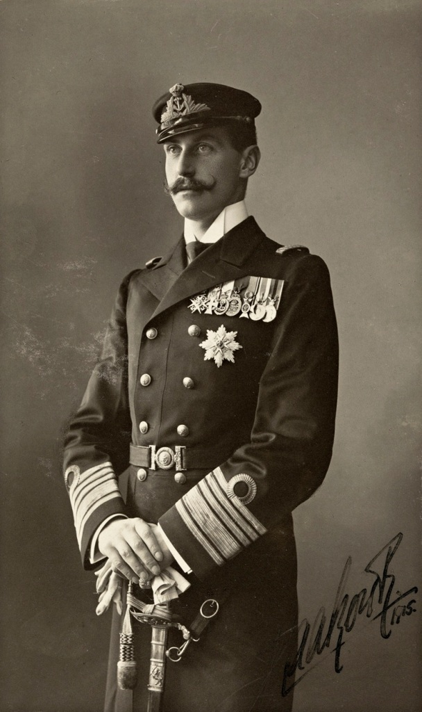King Haakon VII of Norway, 1915