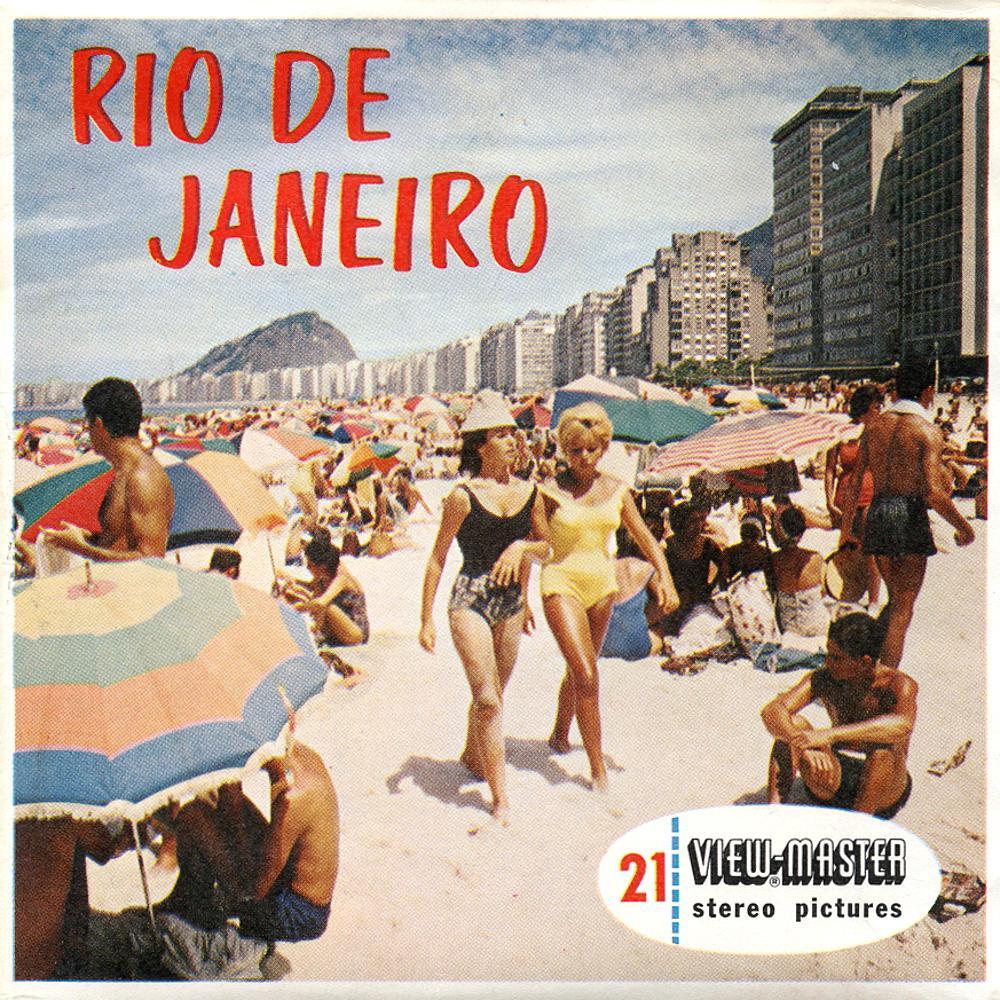 Rio de Janeiro,1960s